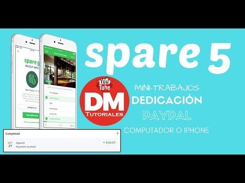 Spare5  |  Gana dinero realizando tareas  |  $10 EN 3 DÍAS 2017
