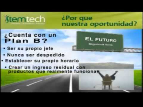 STEMTECH LA FORMA DE GANAR DINERO, RAPIDO, SEGURO Y LEGALMENTE