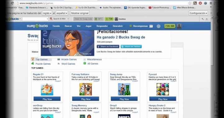 Swagbuck la mejor forma de ganar dinero paypal amazon juegos online