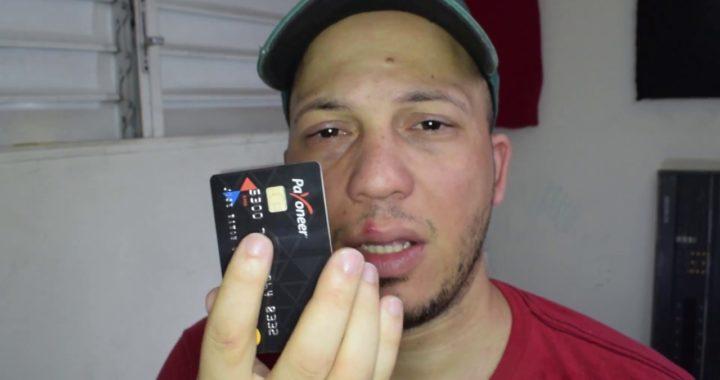 Tarjeta Payoneer PARA GANAR DINERO EN PAGINAS DE AFILIADO|José Blog|Dinero Extra RD