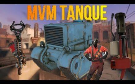 TF2 Secretos del tanque MVM | Test de armas Extra