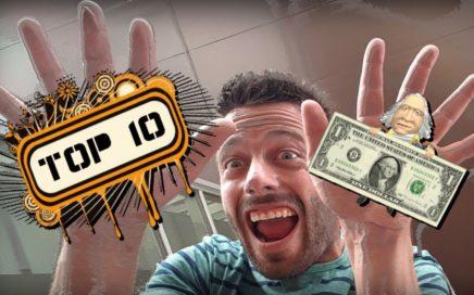 Top 10 Mejores Páginas para Ganar Dinero por Internet.