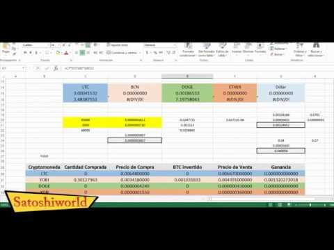 Trading con Criptomonedas - Gana Dinero Online parte 2/2 - Gana Dinero Online