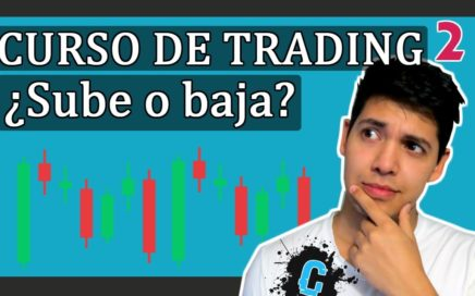 TRADING DE [CRIPTOMONEDAS] - COMO EMPEZAR? - Tendencias, velas, graficos para ganar dinero
