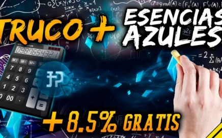 TRUCO - cómo conseguir MÁS ESENCIA AZUL GRATIS | League Of Legends LoL