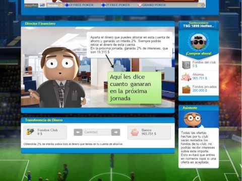 Truco de como Ganar dinero en Online Soccer Manager (OSM)