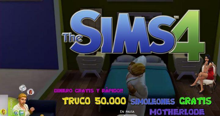 Truco - Los SIMS 4 (Ganar Dinero Gratis y Rápido)