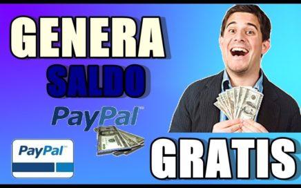 TRUCO PARA GANAR DINERO EN PAYPAL GRATIS 2017 NUEVO HACK PAYPAL