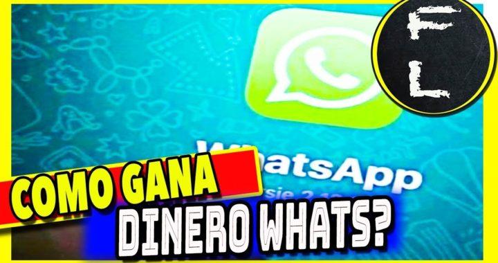 Truco Real Ganar Dinero Con Whatsapp 100% real trabajar desde casa dinero internet ingreso extra