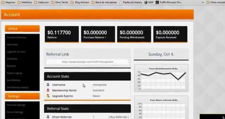 VIDEO 3: BUXEPT   Alquiler de referidos BUXEPT   Ganar Dinero Online
