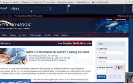 VIDEO 3: TRAFFICMONSOON | Activando cuenta haciendo trabajos | Ganar Dinero Online