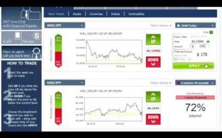 Video_ Estrategia Para Ganar Dinero Rápido En Internet Con Opciones Binarias - 5Mania