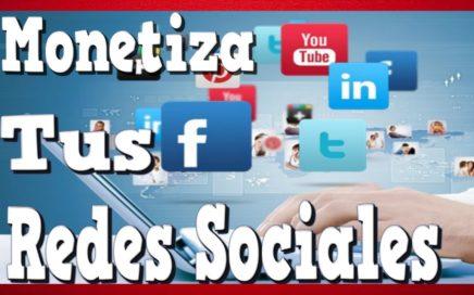 Voxfeed Monetiza Tus Redes Sociales Quiero Dinero [ Como Ganar Dinero Por Internet ]