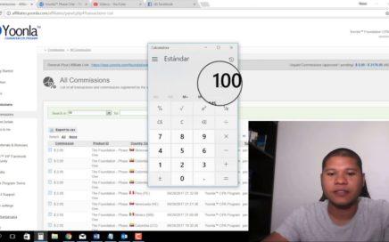 YOONLA ESPAÑOL: Estrategia Para Ganar $1000/mes Con Yoonla (Ganar dinero por internet)