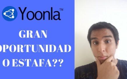 Yoonla Español: ¿Negocio Real o Estafa? LA CRUDA VERDAD - Como Ganar Dinero Por Internet 2017