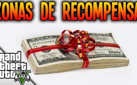 ZONAS DE RECOMPENSA! | GANAR DINERO FACIL EN GTA V | BraxXter
