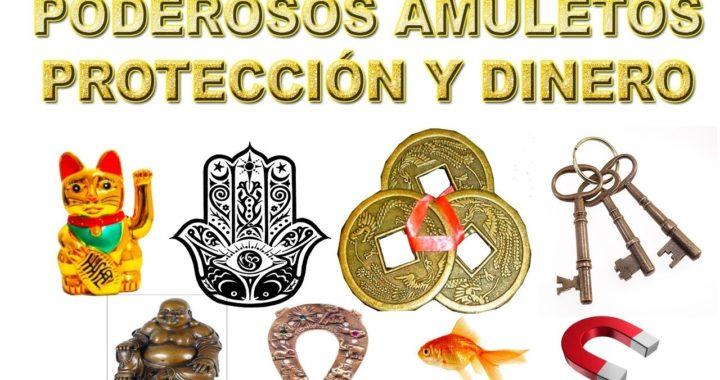 10 Poderosos Amuletos Para Atraer El Dinero!!!