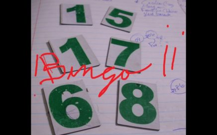 18 De Diciembre numeros para ganar la loteria bingo 40 formula secreta revelada