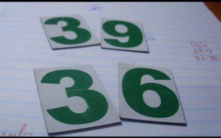 22 De Diciembre numeros para ganar la loteria bingo 42-63 bamos a buscar los cheles de la cena navid