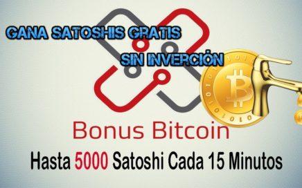 3 Mejores Faucets para Ganar Satoshis Gratis sin inversión