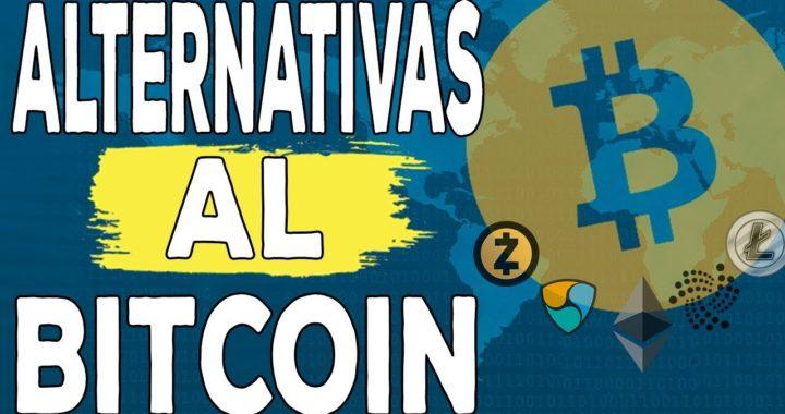 5 alternativas al bitcoin que pueden revalorizarse los próximos años