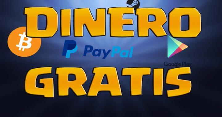 5$ EN MENOS DE  5 MINUTOS | DINERO GRATIS FÁCIL Y RÁPIDO | PAYPAL STEAM PLAY STORE PSN Y MUCHO MÁS!!