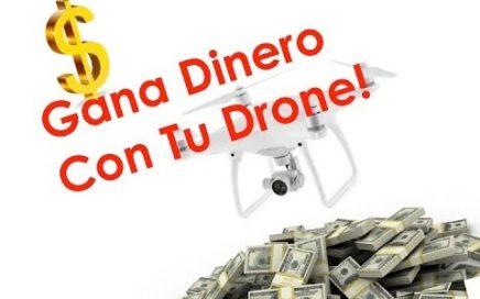 5 Maneras De Ganar Dinero Con Tu Drone