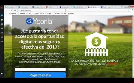 $600 En Una Semana Con Yoonla Explicacion Completa Del Negocio! (Gana Dinero Por Internet 2018)