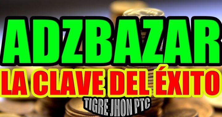 Adzbazar 2018 Paga Tutorial y Estrategia | Adzbazar PTC Trucos para ganar dinero desde casa