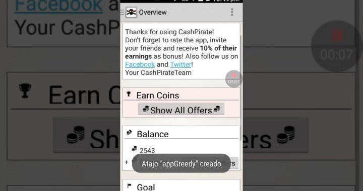 Aplicación para ganar dinero fácil y rápido para android