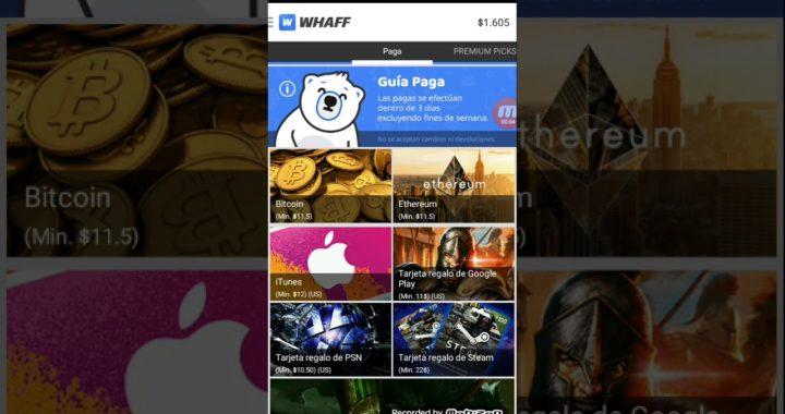App para GANAR dólares para PAYPAL