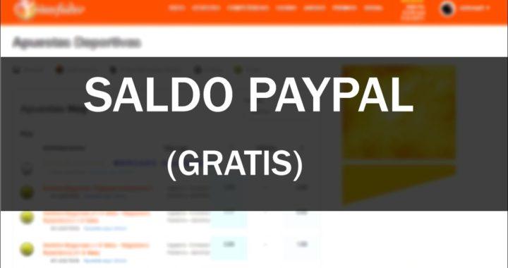 Apuesta GRATIS y gana saldo PayPal (Diciembre 2017)