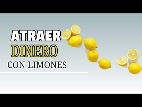 Atraer Dinero Con Limones - Rituales Para El Dinero Rápido
