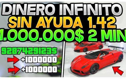 BESTIAL TRUCO +1,000,000$ CADA 2 MINUTOS SIN AYUDA Y SIN CENTRO DE OPERACIONES!
