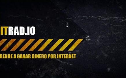 BITRAD.IO | Gana Dinero Escuchando Musica Gratis BitRadio(BRO) | TUTORIAL COMPLETO PRUEBA DE PAGO