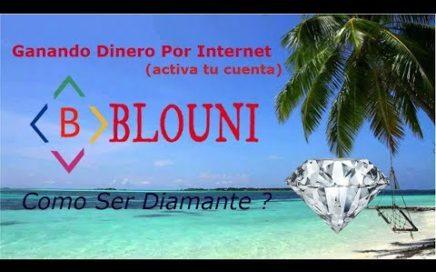 BLOUNI En Español Como Activar Tu Cuenta (detallado paso a paso)