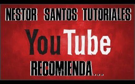 CANALES RECOMENDADOS DE MIS SUSCRIPTORES | Variedades - Tutoriales - Entretenimiento | SUSCRIBETE