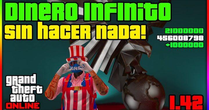 *CAPTURA DINERO & RP* DINERO INFINITO SIN HACER NADA! GTA V ONLINE 1.42