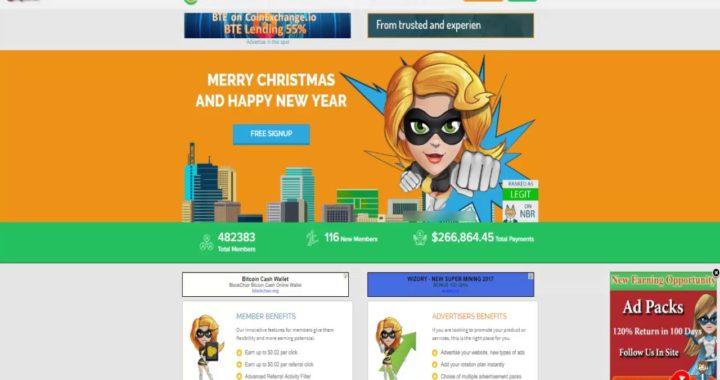 Cliquesteria plataforma para ganar dinero extra en payza 2018