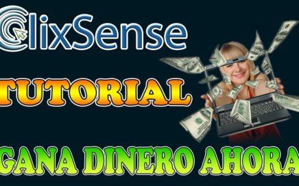 ClixSense 2018 Como Funciona   Gana Dinero sin Invertir