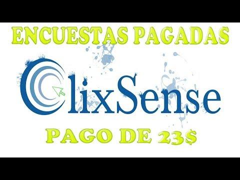 Clixsense Pago De 23$ Total Ganado 100$ | Como Ganar Dinero Por Internet Sin Invertir