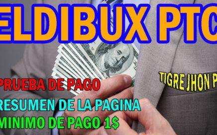 Como cobrar pago en Eldibux 2018? | Eldibux Paga, Prueba de Pago | Eldibux Breve Tutorial y Noticias