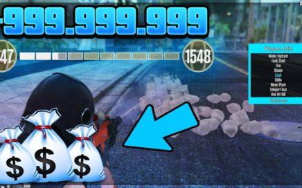 ¡COMO CONSEGUIR +999.999.999 DE DINERO Y NIVEL 8000 EN GTA 5 ONLINE! [Ps3,Ps4,Xbox 360,Xbox One]