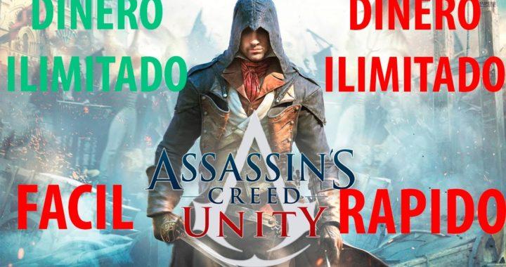 Cómo conseguir dinero Assassin's Creed Unity FACIL Y RAPIDO no hack