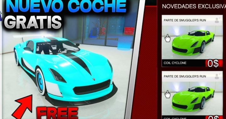 COMO CONSEGUIR EL COIL CYCLONE GRATIS! GTA V ONLINE DINERO INFINITO 1.42
