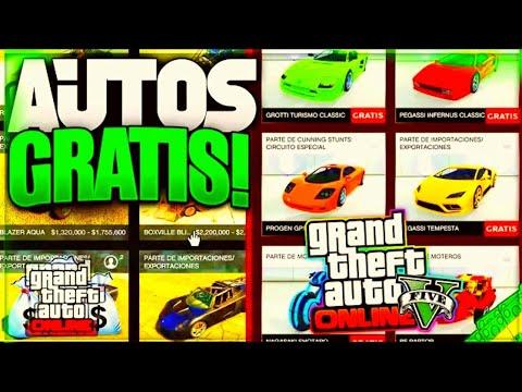 COMO CONSEGUIR TODOS LOS VEHÍCULOS GRATIS DEL NUEVO DLC! GTA ONLINE 1.42
