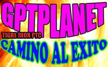 Como Empezar en GPTPLANET?  PTC que paga por Paypal y Payza | GPT PLANET 2018 Tutorial y Estrategia