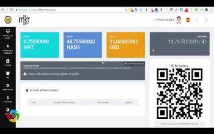 Como Enviar Fácilmente MktCoin a C-CEX | VÍDEO 8