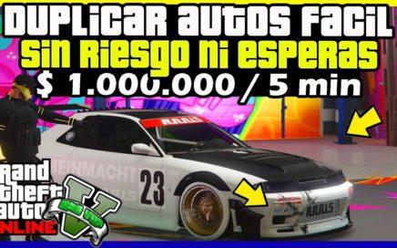 """COMO GANAR $1.000.000 CADA 5 MINUTOS EN """"GTA V ONLINE"""" FACIL 1.41"""