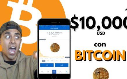 Como Ganar $100 Dolares Todos Los Días Con Bitcoin I (USI-Tech) 1% ROI Diarios En Bitcoins